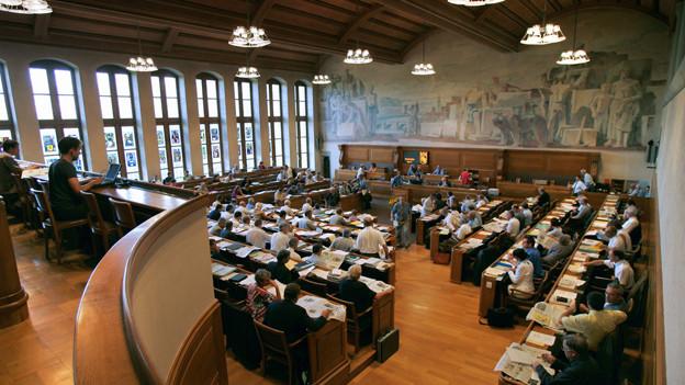 Das neue Spitalversorgungsgesetz sorgt im Parlament für hitzige Debatten.