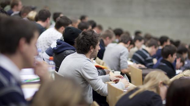 Seit 250 Jahren können Studenten in Freiburg Recht studieren.