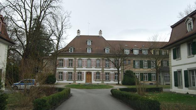 Das Humanus-Haus in Beitenwil.