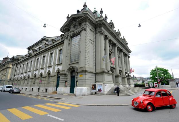 Die Finanzierung der Stadttheater-Sanierung ist noch nicht gesichert