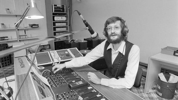 Matthias Lauterburg - Gründer von Radio ExtraBE