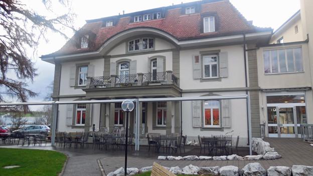 Kontroverse Vergangenheit: Das Heim St. François.