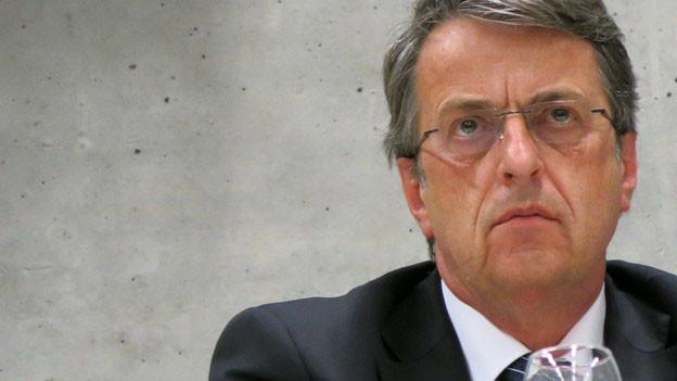 Josef Rohrer, Verwaltungsratspräsident des Spital Netz Bern