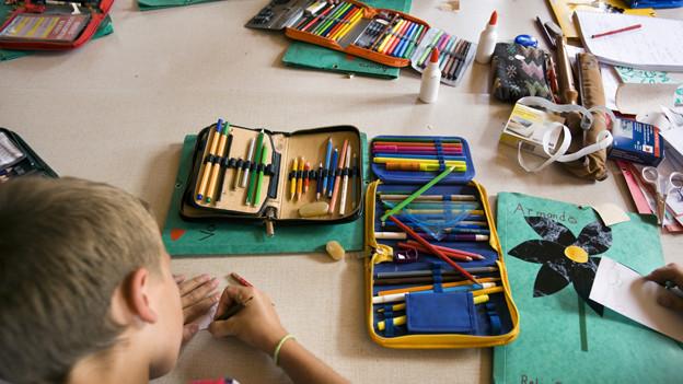 In Köniz sollen Kinder auch in den Ferien betreut werden.