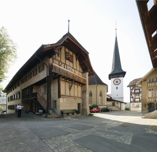 Die Kirche von Köniz bleibt unter kantonalere Verwaltung