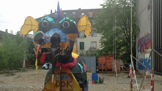 Der Bauplatz in der Berner Lorraine: Hier muss die Stadt Bern in einem Neubau marktübliche Mieten verlangen