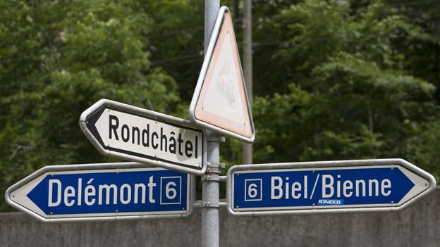 Der Kanton Bern will sich bei der Jurafrage engagieren, Geld gibt es aber keines..