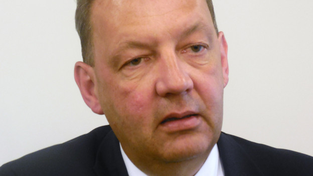 HFR-Direktor Philippe Menoud.
