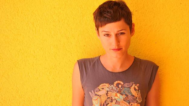 «Ich habe keine Tabu-Themen»: Isabelle Flükiger.