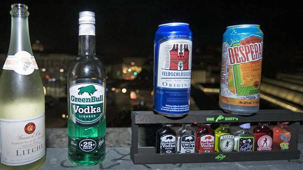Alkoholkonsum bei Jugendlichen - keine Sucht oder kein Problem?