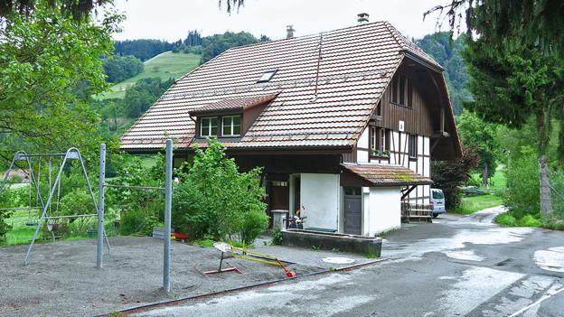 Die Gesamtschule Lindental.