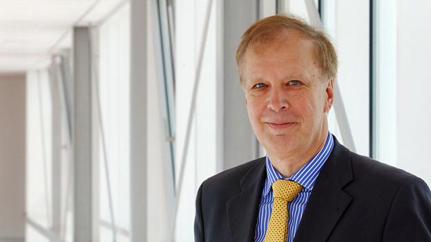 Holger Baumann leitet bald das grösste Spital der Schweiz.