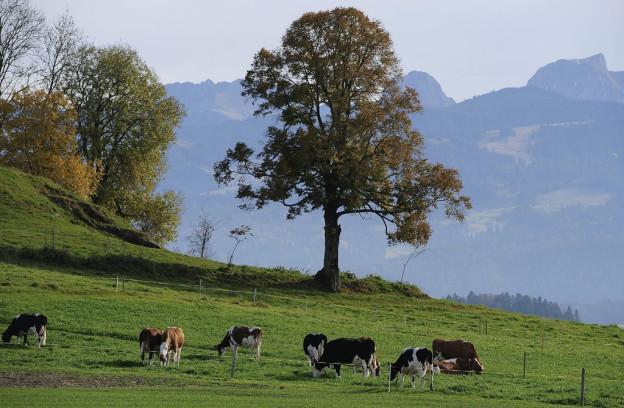 Die Gantrisch-Region gehört auch zum Inventar des Kantons Bern.