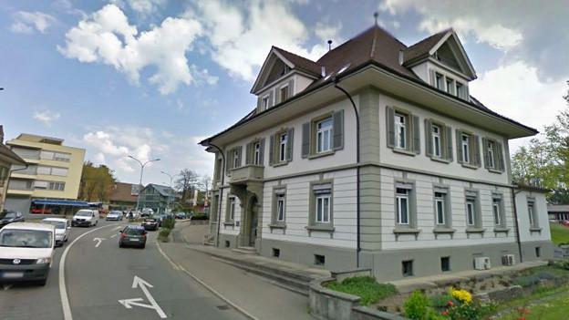 Einer von fünf Standorten der Verwaltung an der Thunstrasse in Münsingen.