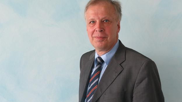 Der neue Spitaldirektor Holger Baumann.
