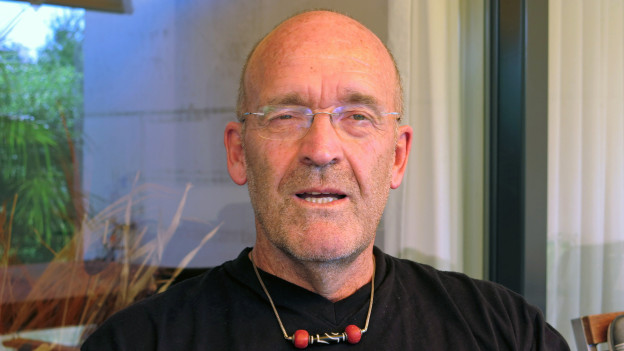 Kari Kobler, Bergführer und Bergunternehmer.