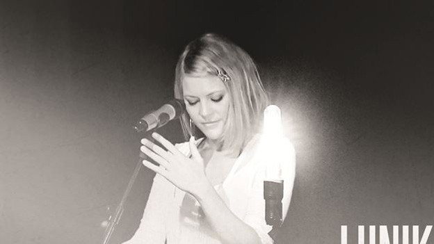 Lunik-Sängerin Jaël Malli.