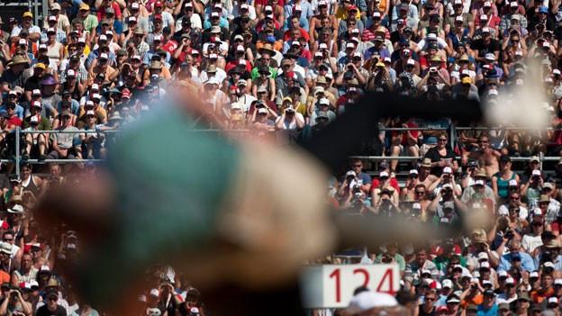 Die Zahl der Zuschauer beim «Eidgenössischen» steigt stetig.