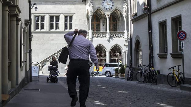 Die Berner Stadtparlamentarier wollen mehr Fusionen.