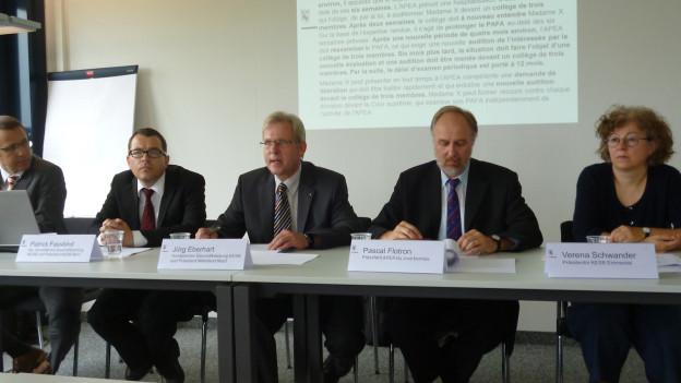 Die Geschäftsleitung der Bernischen Kindes- und Erwachsenenschutzbehörde zieht Bilanz.