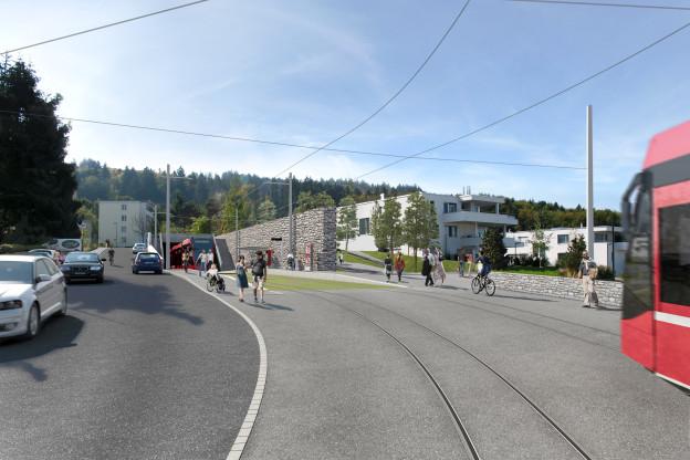Wachstumsmotor für die Region? Tram Region Bern