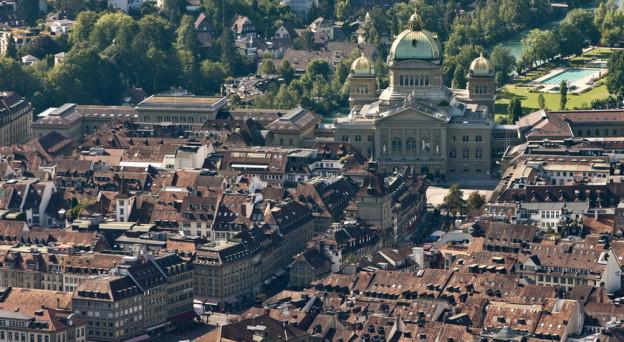 Bern trägt als Stadt Zentrumslasten