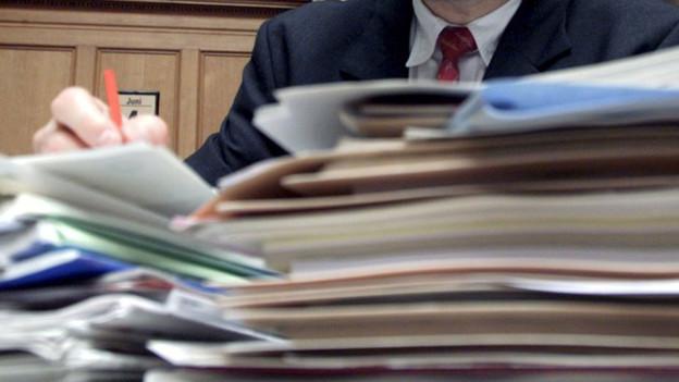 Die Beschränkung des Arbeitsgebiets der Notare auf deren Kantonsgebiet soll fallen