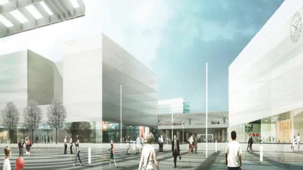 Die Freiburger Verkehrsbetriebe stellen das Stadtzentrum auf den Kopf.