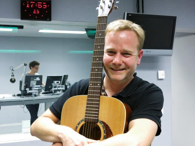 Liedermacher und Schauspieler Markus Maria Enggist