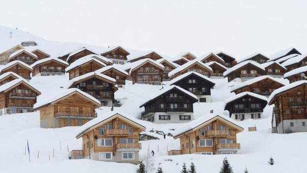 Touristisch bewirtschaftete Ferienwohnungen sollen nicht als Zweitwohnungen gelten.