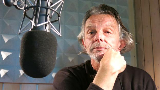 In pädagogischer Mission: Pierre Kocher will, dass die Kinder das Zuhören nicht verlernen