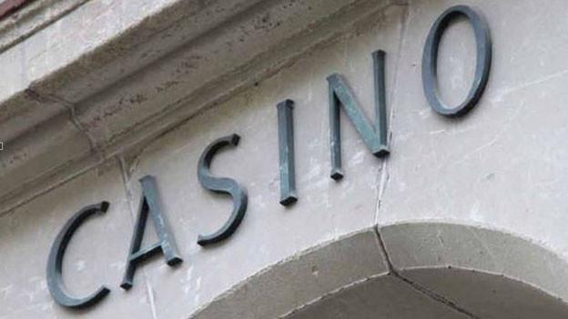 Das Casino-Theater wird umgebaut.
