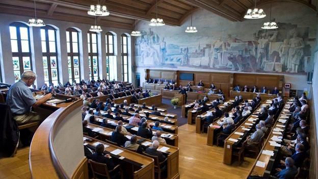 Fünf Tage beriet der Berner Grosse Rat über das Sparprogramm.