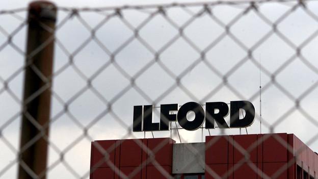 Das einst stolze Unternehmen Ilford ist am Ende.