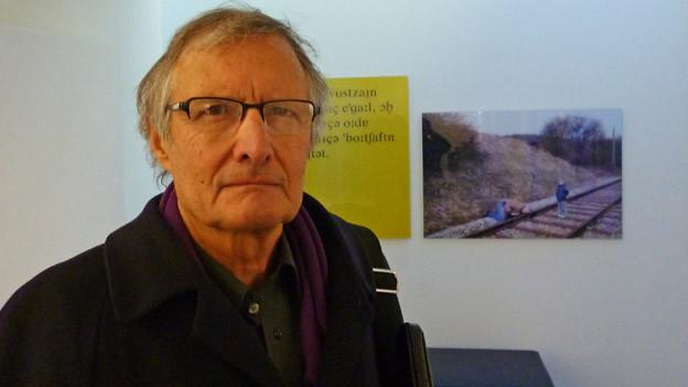 Jörg Paul Müller emeritierter Berner Professor für Rechtsfragen