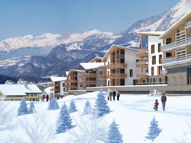 So soll das neue Brienzersee-Resort aussehen