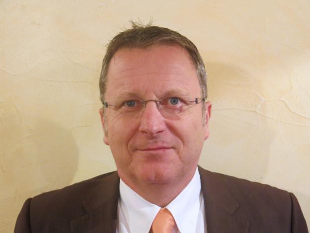 Maxime Zuber, Stadtpräsident von Moutier