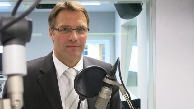 Der neue Valiant-Chef Markus Gygax.