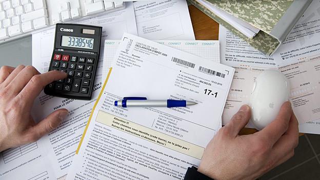 Vier von fünf Bernern füllen die Steuererklärung elektronisch aus.