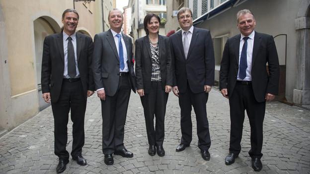 Die Walliser Regierung ist sich keiner Fehler bewusst.