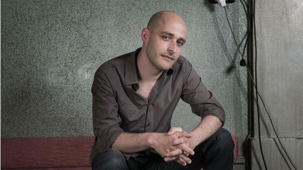 Der Berner Jazzmusiker und Stimmkünstler Andreas Schaerer.