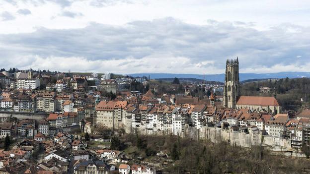 Wie weit soll die Agglomeration Freiburg gehen?