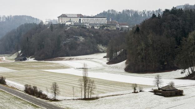 Die Berner Strafanstalt Thorberg steht unter neuer Führung.