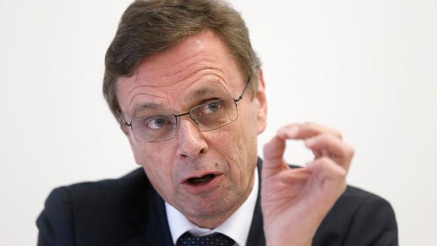 Hans-Jürg Käser beantwortet die offenen Fragen zur Affäre Thorberg.