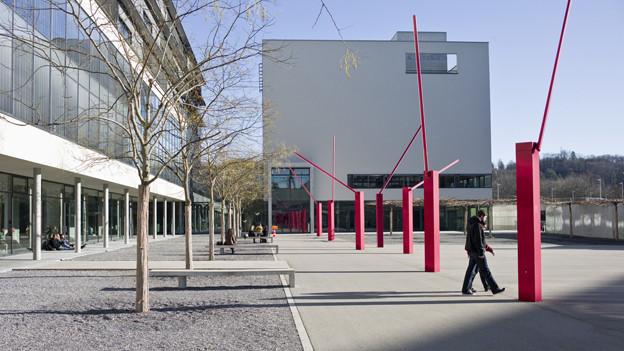 Die Universität Freiburg bangt um Forschungsgelder.