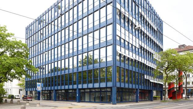 Gebäude der Berner Fachhochschule.