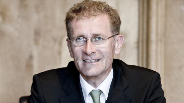 Regierungsrat Christoph Neuhaus.