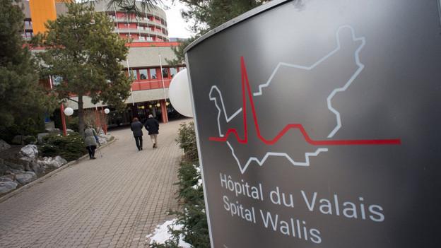 Der Zweisprachigkeit soll beim neuen Spitalgesetz mehr Beachtung geschenkt werden.