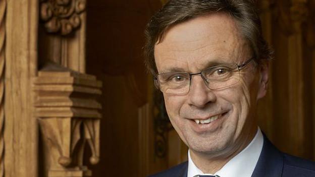 Hans-Jürg Käser will Regierungsrat bleiben.
