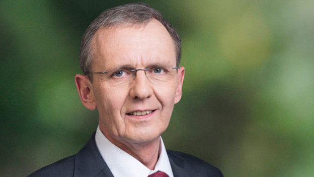 Philippe Perrenoud ist seit 2006 in der Berner Regierung.
